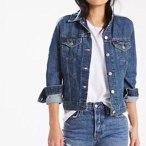 Levi's Blue Jean Trucker Jacket